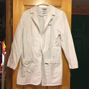 Greys anatomy lab coat